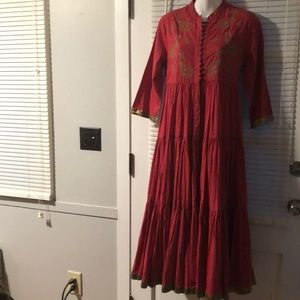 April Cornell Maharana Dress